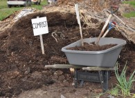 What caused septic tank odors?